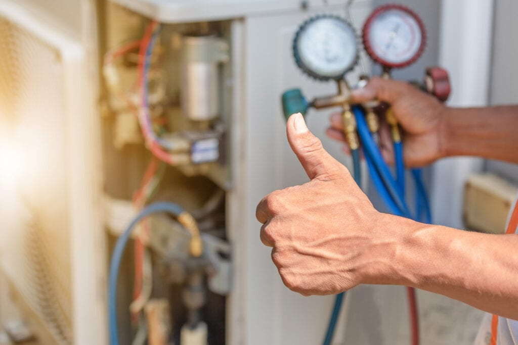 Highland Park Air Conditioning Repair Service